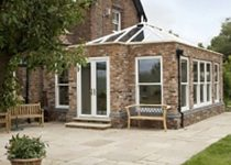 New conservatory windows Cornwall